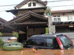 Banjir di Bekasi